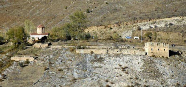 670 yıllık İmera Manastırı'nda kısmi restorasyon tamamlandı