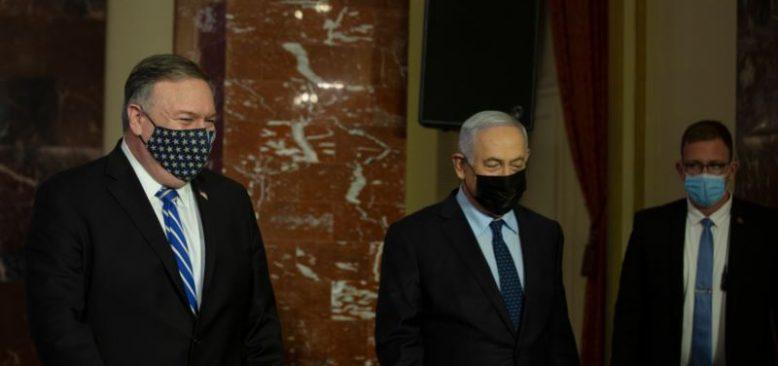 Netanyahu Suudi Veliaht Prensi ve Pompeo ile Görüştü mü?