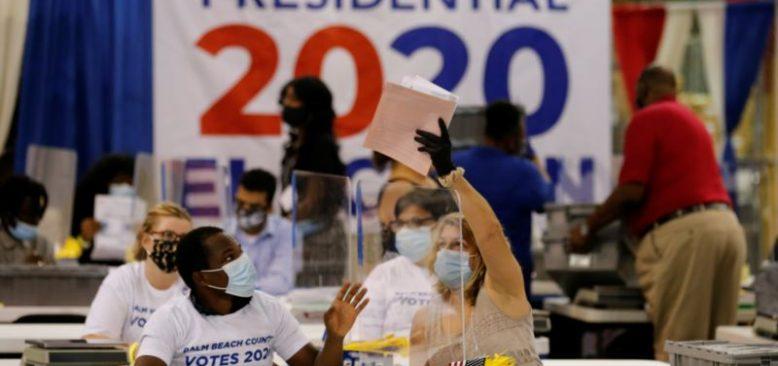 ABD'de Oy Sayımı Devam Ediyor