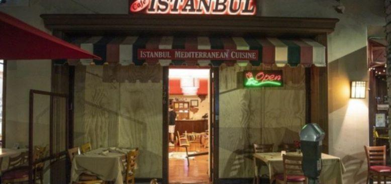 ABD'de Türk Restoranına Saldıranlardan Biri Tutuklandı