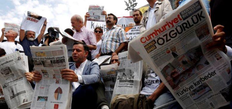 AİHM Cumhuriyet Gazetesi DavasındaTürkiye'yi Mahkum Etti