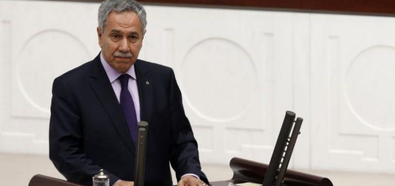 AKP ve MHP Yönetimi Arınç'ın İstifasını Olumlu Karşıladı