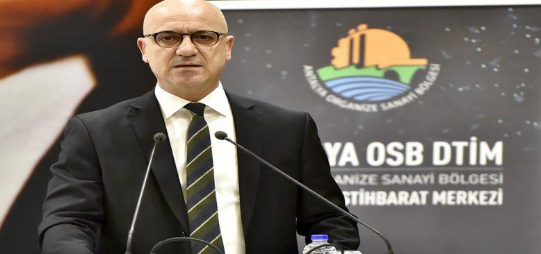 Antalya OSB, ihracat yapmayan firmaları dünyaya açtı