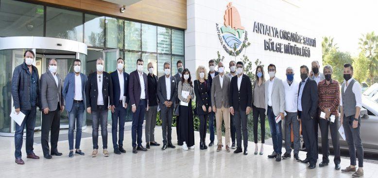 Antalya OSB eğitim ve teknoloji kampüsüne dönüşecek