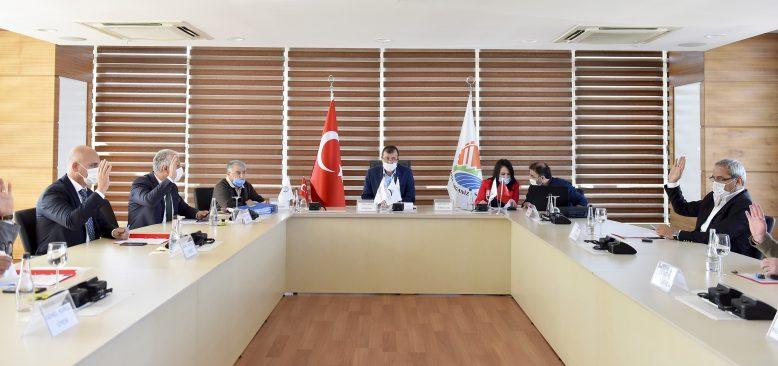 Antalya OSB Teknopark genel kurulu yapıldı