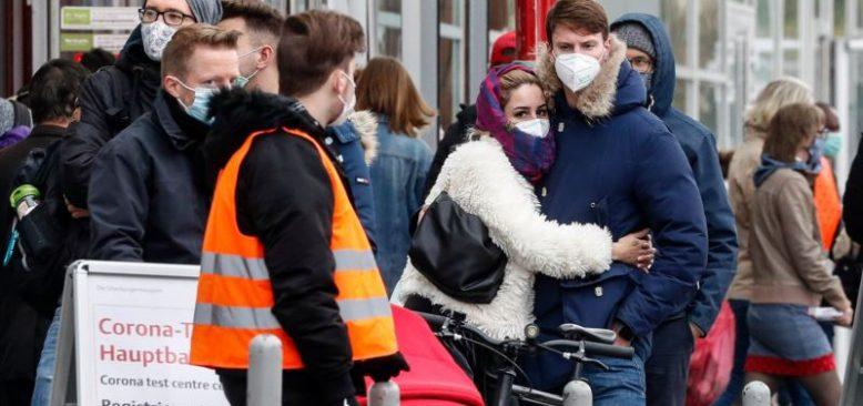 Avrupa'da İkinci Dalga Corona Kısıtlamaları