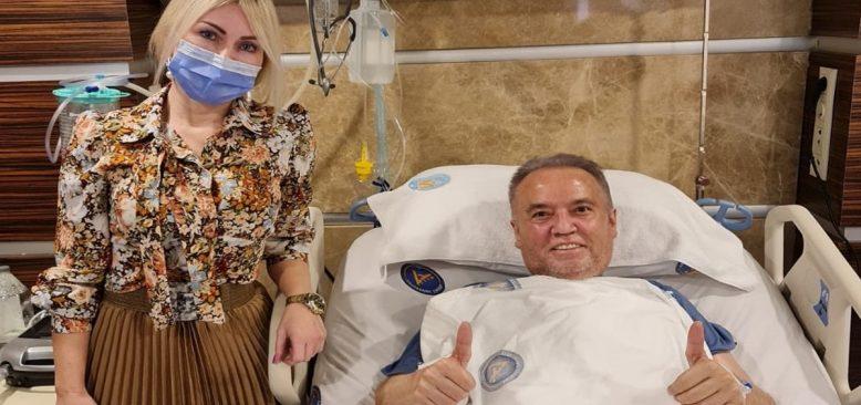 Antalya Büyükşehir Belediye Başkanı Böcek, Türkiye'ye teşekkür etti