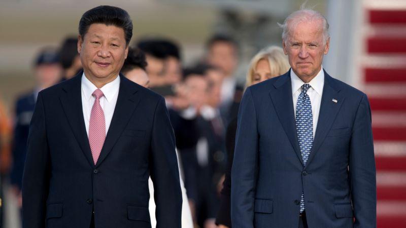 Biden ABD'nin Çin'e Karşı Sert Tavrını Sürdürebilir
