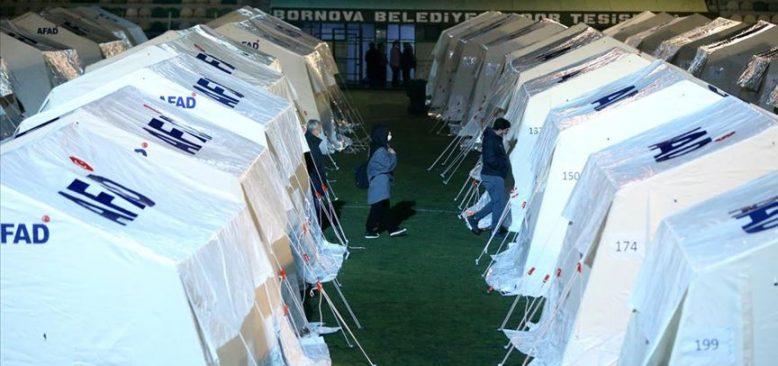 İzmir'de depremin yaraları sarılıyor