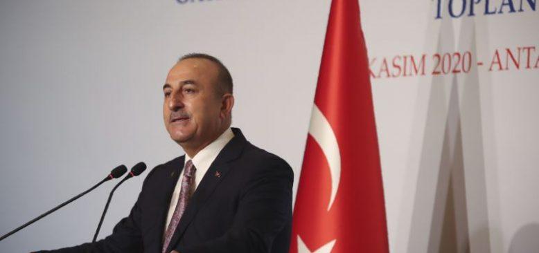 Çavuşoğlu NATO Zirvesine Video Konferans Yöntemiyle Katılacak