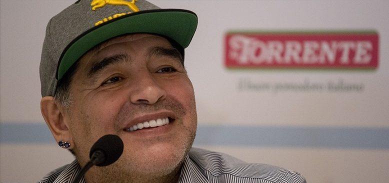 Efsane futbolcu Maradona'nın ölümü Alman basınında