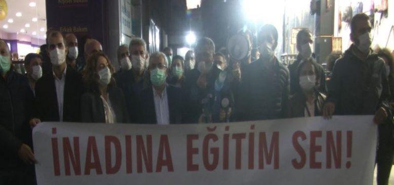Diyarbakır'da Öğretmenlere Operasyon