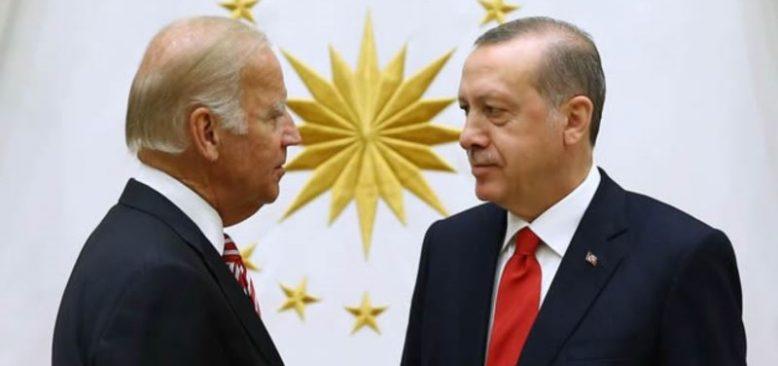Erdoğan'dan Biden ve Trump'a Mesaj
