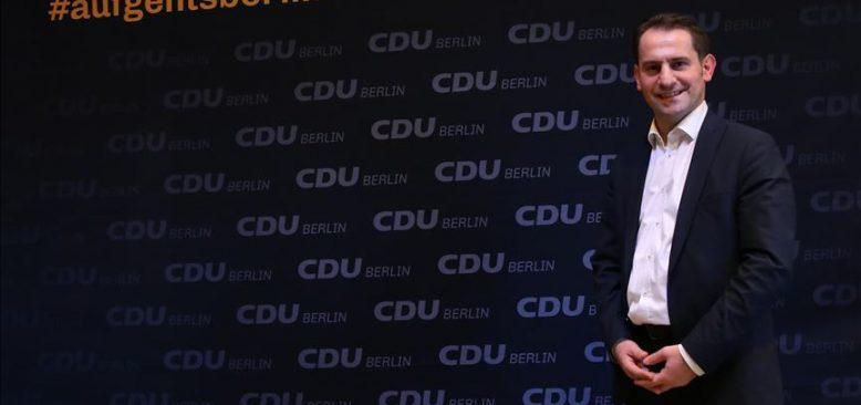 Hristiyan Demokrat Birlik Partisi Türk kökenli siyasetçiyi milletvekili adayı gösterdi