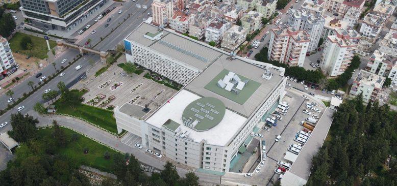 Antalya Büyükşehir Belediyesi çatısına GES kuracak
