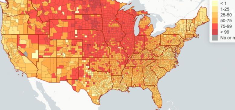 Gerçek Zamanlı Corona Riski Haritası Ne Kadar İsabetli?