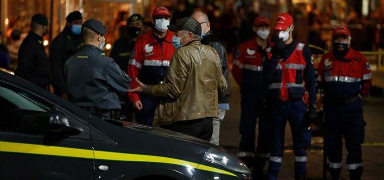 İtalya'da son 24 saatte 28 bin 244 Kovid-19 vakası tespit edildi