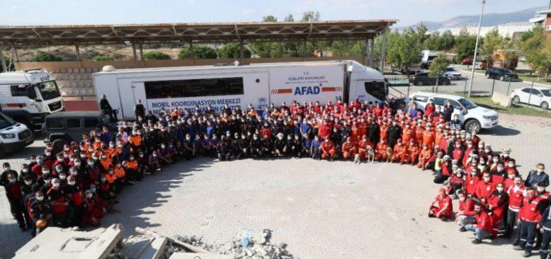 İzmir Depreminde Arama Kurtarma Tamamlandı, Can Kaybı 114