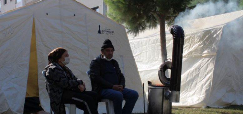 İzmir'de Can Derdi Bitti Mal Derdi Başladı