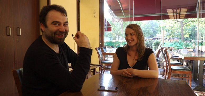 İstanbul'da sekiz yıl yaşayan bir Alman`ın gözünden İstanbul