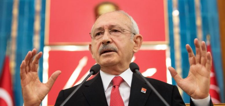"""Kılıçdaroğlu:""""Depremler Oluyor Değişen Bir Şey Yok"""""""