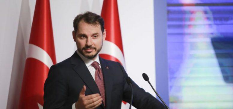 Maliye Bakanı Albayrak'ın İstifası Kabul Edildi
