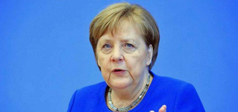 Merkel: 'Aşıya belki Aralık'ta başlıyoruz'