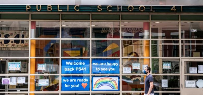 New York'ta Okullar 7 Aralık'ta Açılmaya Başlıyor