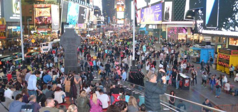 New York'ta Turizmin Salgın Öncesine Dönmesi Yıllar Sürecek