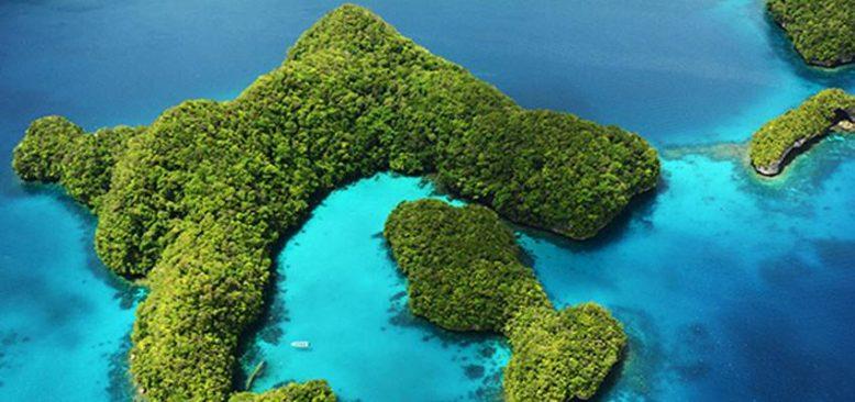 Palau Cumhuriyeti, dünyanın ilk karbon nötr turizm destinasyonu olmayı planlıyor