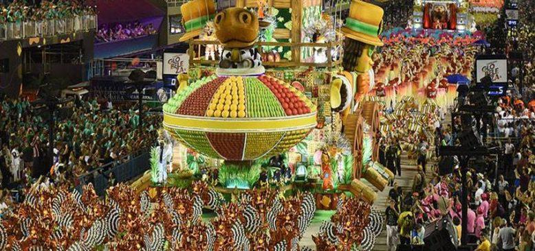 Rio Karnavalı Temmuz'a ertelendi