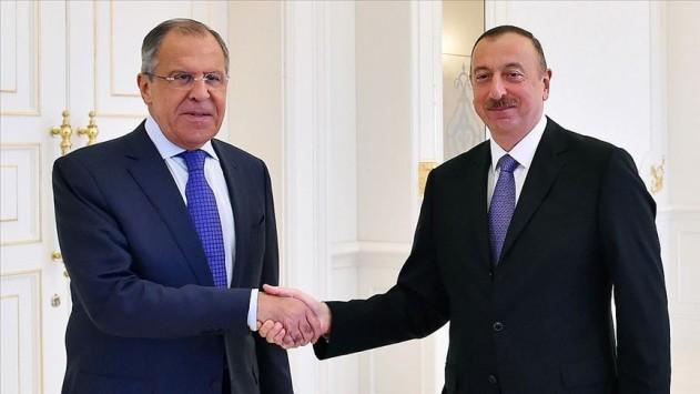 Rus heyeti, Azerbaycan'da Dağlık Karabağ'ı görüştü