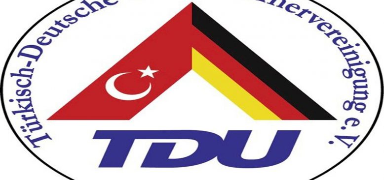 Berlin TDU'dan İzmir'e Taziye Mesajı