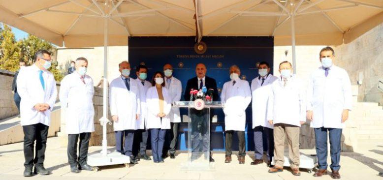 Türkiye'de Corona Vakası Sayısı Açıklaması Tartışmaları Büyüttü