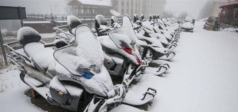 Uludağ'da turizmciler yeni sezondan umutlu