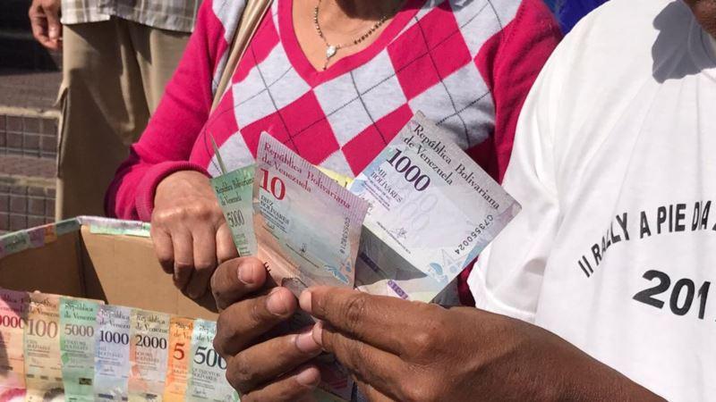 Venezuela'da ABD Doları 1 Milyon Bolivarı Aştı
