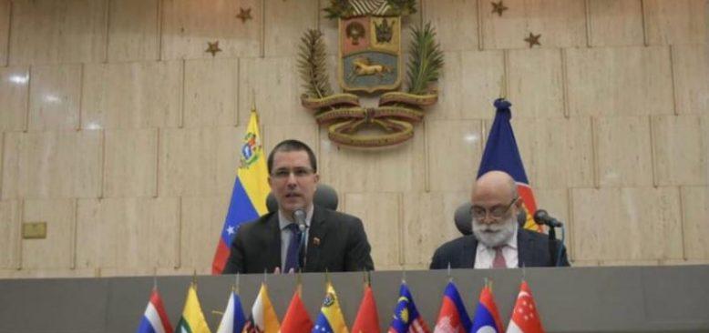 Venezuela'dan Güneydoğu Asya'ya Açılma Girişimi