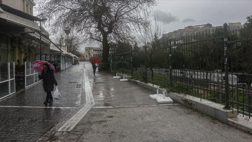 Yunanistan ikinci kez karantinaya gidiyor
