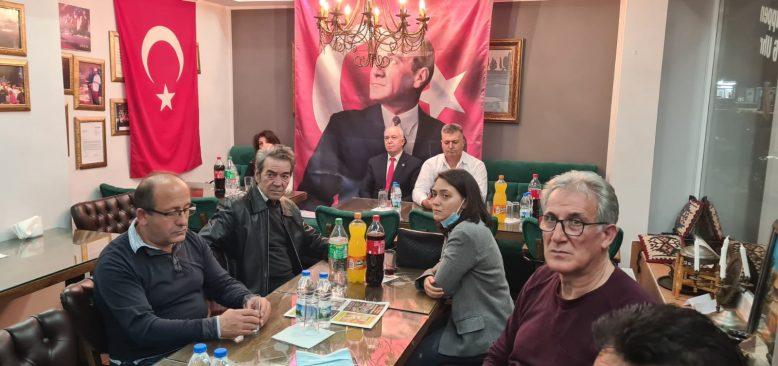 İyi Toplum Gönüllüleri Cumhuriyet Bayramı'nı kutladı