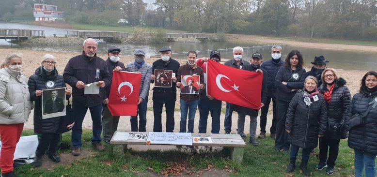 Atatürk Bremen`de anıldı