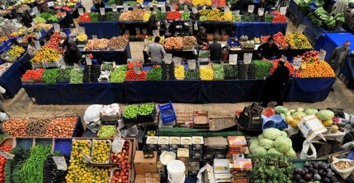 Sebze fiyatları düştü