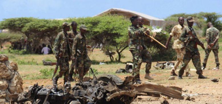 ABD El Şebab Militanlarını Hava Operasyonuyla Vurdu