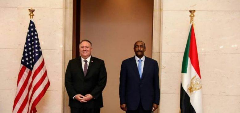 ABD Sudan'ı Teröre Destek Veren Ülkeler Listesinden Çıkardı