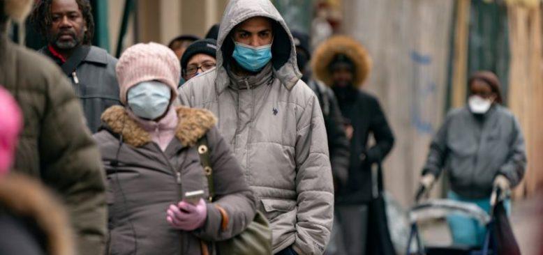 ABD'de Corona Virüsüyle Geçen Bir Yıl