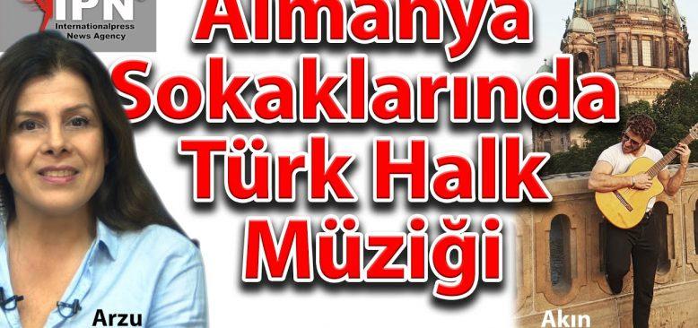 Almanya Sokaklarında Türk Halk Müziği