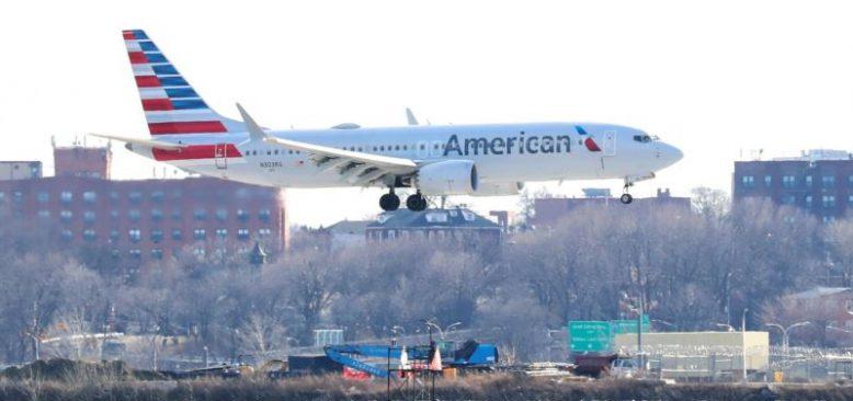 American Airlines 737 MAX Tipi Uçakları Bugün Uçurmaya Başlıyor