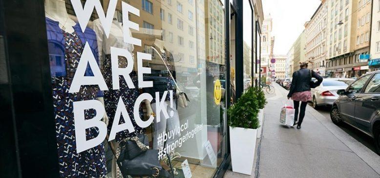 Avusturya'da kapatılan okul ve iş yerleri yeniden açılıyor