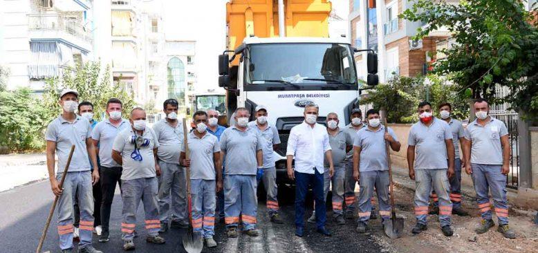 Antalya Büyükşehir Belediyesi'nde asgari ücret 3 bin 100 lira