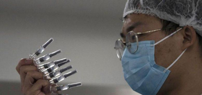 Çin'de Geliştirilen Sinovac Aşısı Türkiye Yolunda