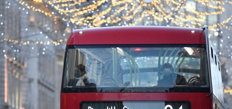 Corona Mutasyonu İngiltere'de Noel'e Gölge Düşürdü